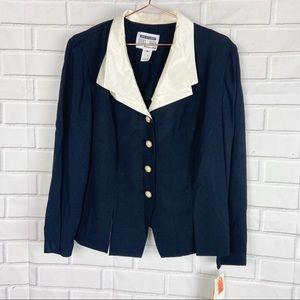 Vintage Lois Snyder Dani Max petite jacket 18P